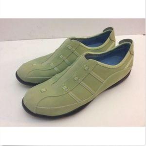 Clarks Womens Suede Nubuck Sneakers